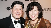 2012 Tony Award Best Pairs- Michael McGrath- Toni DiBuono