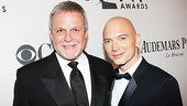 2012 Tony Award Best Pairs- Ron Raines  Michael Cerveris