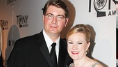 2012 Tony Award Best Pairs- Kathleen Marshall  Scott Landis