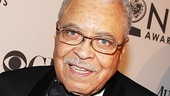 James Earl Jones, a 2012 Best Actor nominee for The Best Man, is a living legend of the theater.  