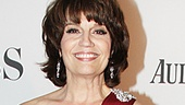 Broadway alum Beth Leavel shows off her dazzling dress.