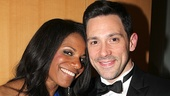 When they played lovers in the 2006 revival of 110 in the Shade, Audra McDonald and Steve Kazee had no idea that they would be in the Tony winners' circle together five years later!