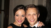 2012 Tony Ball  Laura Osnes  Nathan Johnson