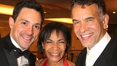 2012 Tony Ball  Steve Kazee  Allyson Tucker  Brian Stokes Mitchell