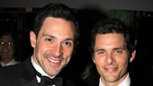 Once Tony party  Steve Kazee  James Marsden