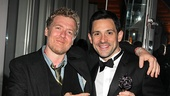 Once Tony party  Glen Hansard  Steve Kazee