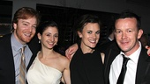 Once Tony party – David Abeles – Stacey Sund Abeles – Jo Ellison – Enda Walsh