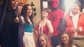 From Belle to Millie to Spider Man, this group is having a ball—a costume ball, that is!