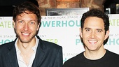 The Fortress of Solitude composer/lyricist Michael Friedman has found himself a fabulous star in Santino Fontana.