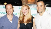 Jennifer Westfeldt is thrilled to collaborate with talents like her The Power of Duff playwright Stephen Belber and co-star Dominic Fumusa at New York Stage & Film, where she workshopped her recent film Friends With Kids.
