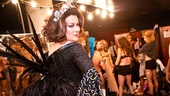 The beautiful Jennifer Tilly gives us an eyeful at Broadway Bares.
