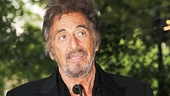Romeo and Juliet in Central Park – Al Pacino (podium)