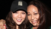 Meeting Yvonne Elliman is an emotional moment for Superstar cast member and Canadian Idol winner Melissa O'Neill, who grew up idolizing the singer.