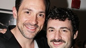 Tony winner Steve Kazee wouldnt miss his friend Max von Essens big night! 