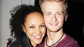 Natalie Wachen and Anthony Fedorov are thrilled to make their Rent debuts side by side. 
