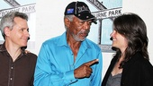 Morgan Freeman at Clybourne Park – Bruce Norris – Morgan Freeman – Pam MacKinnon