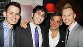 Dogfight Opening Night  Benj Pasek  Peter Duchan  Joe Mantello  Justin Paul