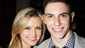 Dogfight Opening Night  girlfriend  Derek Klena