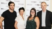 Jake Gyllenhaal, Michelle Gomez, Annie Funke and Brian F. O'Byrne star in Roundabout Theatre Company's off-Broadway mounting of If There Is I Haven't Found It Yet, the story of a dysfunctional family.