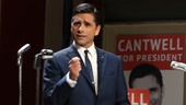 John Stamos as Senator Joseph Cantwell in The Best Man.