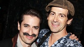 Liza Minnelli and more at Peter and the Starcatcher  Matthew Saldivar  Greg Naughton 