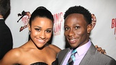 Bring It On Opening Night – Ariana DeBose – Gregory Haney