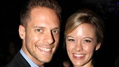 Bring It On Opening Night – Kate Rockwell – husband