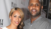 Mike Tyson: Undisputed Truth  Opening Night  Amber Sabathia  CC Sabathia