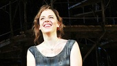 Tony nominee Jessie Mueller is adorable as Cinderella.