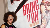 Berry Gordy and LMFAO at Bring It On  Redfoo
