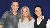 Scandalous Press Event  David Friedman - Kathie Lee Gifford  David Pomeranz
