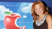 Carolee Carmello is pointing you in the right direction! Catch Scandalous on Broadway this October at the Neil Simon Theatre!