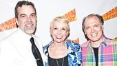 Forbidden Broadway Opening- Phillip George- Julie Halston- Charles Busch