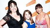 Forbidden Broadway Opening- Gina Kreiezmar - Christina Bianco- Jeanne Montano