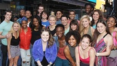 The young cast of Bring It On lights up.