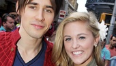 Broadway on Broadway 2012—Reeve Carney—Taylor Louderman
