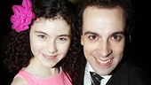 Annie title star Lilla Crawford can't wait to join Rob McClure on Broadway.