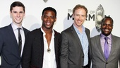 ‘Book of Mormon’ LA Opening—Mike Schwitter—Antyon LeMonte—Colin Bradbury—Jamaal Wilson