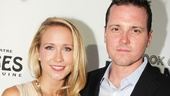 'Book of Mormon' LA Opening—Anna Camp—Michael Mosley