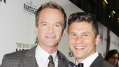 Book of Mormon LA OpeningNeil Patrick HarrisDavid Burtka