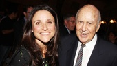 Book of Mormon LA OpeningJulia Louis-DreyfusCarl Reiner