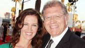 ‘Book of Mormon’ LA Opening—Leslie Zemeckis—Robert Zemeckis