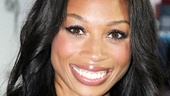 ‘Book of Mormon’ LA Opening—Allyson Felix