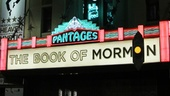 Book of Mormon LA Opening