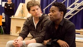 "The show's stars Stark Sands and Billy Porter perform the emotional tune """"I'm Not My Father's Son."""