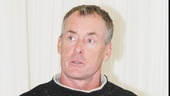 Scrubs star John C. McGinley returns to Broadway after a 26 year absence as the truly corrupt salesman Dave Moss.