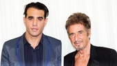 Would you buy property from these guys? Suave stars Bobby Cannavale and Al Pacino headline the new production of Glengarry Glen Ross. Check them out live at the Schoenfeld Theatre beginning October 16.