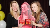 Carrie stars Marin Mazzie and Molly Ranson show off the first-ever cast recording of the musical. Check it out for yourself when the album becomes available on September 25.