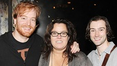 Rosie ODonnell at Once  David Abeles  Rosie ODonnell  Will Connolly