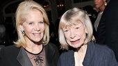 American Theatre Wing Gala  Daryl Roth- Joan Didion
